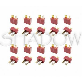 Connector T - 20 pcs