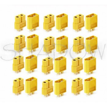 Connector XT60 - 1 pcs
